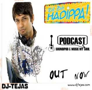 DJ Tejas's Remix Dil Bole Hadippa