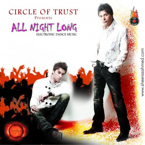 "Listen & Download Debut Album "" All Night Long"" by ""Circle of Trust"""