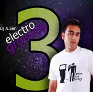 DJ A.Sen Electro Grooves Vol 3