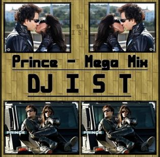 DJ IST - Prince Mega Mix