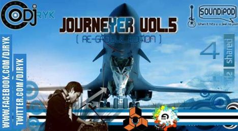 DJ RYK - JOURNEYER (Vol.5) (Re-Groove Edition)