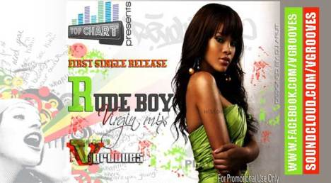 Top Chart - Vgrooves - Rude Boy - Virgin Mix