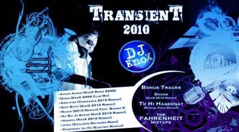 DJ KnoX - Transient 2010