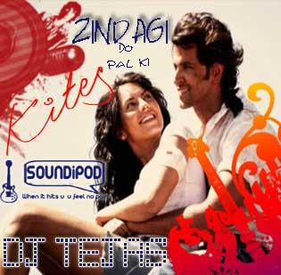 DJ Tejas - Zindagi Do Pal ki - Kites- Exclusive Mix