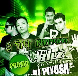 The Bilz & Kashif -2 Step Bhangra - Electro Mix Promo - DJ Piyush
