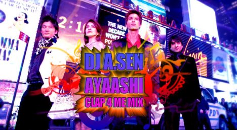 DJ A.Sen Exclusive Ayaashi ( Clap 4 Me ) Mix