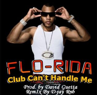 Flo Rida - Club Can't Handle Me (David Guetta) DJ Rnb Mix