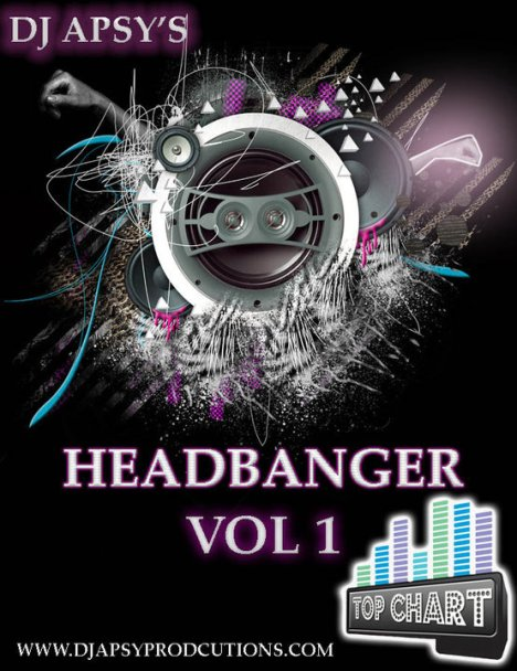 HEADBANGER VOL-1 BY DJ APSY
