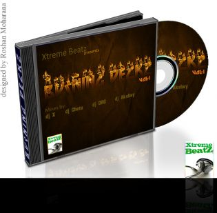 Xtreme Beatz - Burning Deckz Vol-1