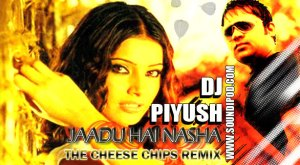Jadoo Hai Nasha Hai-Jism (Cheese & Chips Mix) DJ Piyush