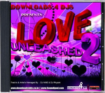 Downloads 4 DJs - Love Unleashed Vol 2