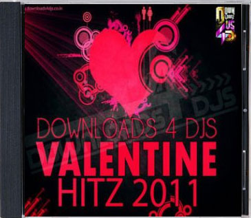 ‎Downloads 4 Djs -Valentine Hitz 2011