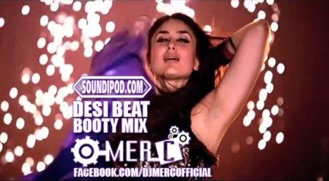 BodyGuard - Desi Beat ( Booty Mix ) Dj Mer'c
